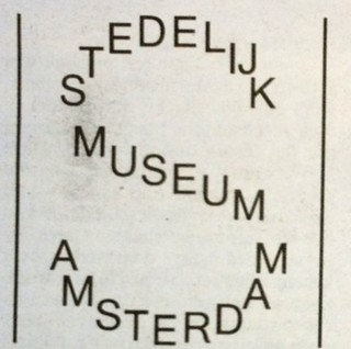 New Logo Stedelijk Museum Amsterdam | Who has gone Dutch her… | Flickr