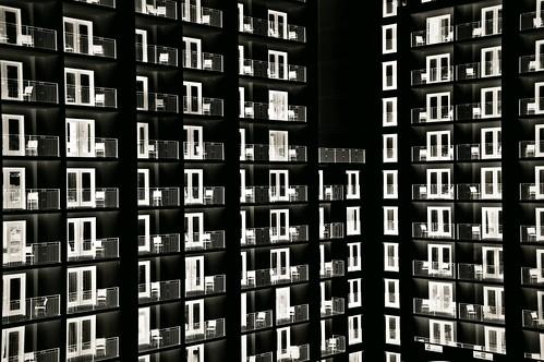 windows bw abstract lines marriott hotel view balcony patterns sony conventioncenter dcist alpha atrium hss nex gaylordnationalresort flipmode79 nex5n repeatinggeometricpatterns