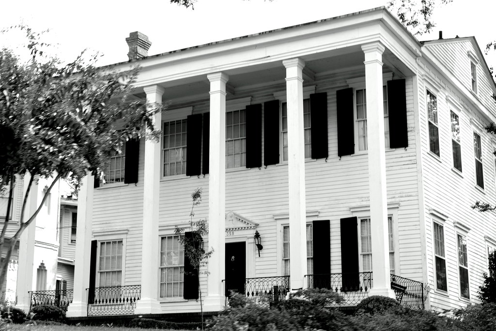 House in Macon, Georgia, USA