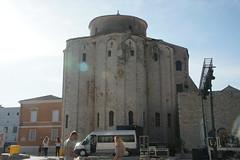 Zadar: Crkva Sv. Donata