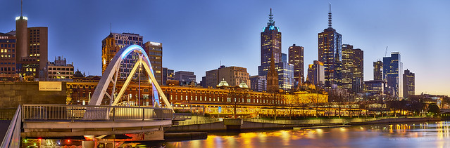Melbourne at Dawn (explored)
