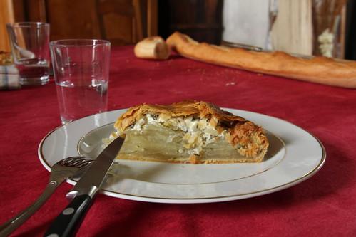 Le pâté aux pommes de terre | by KnitSpirit