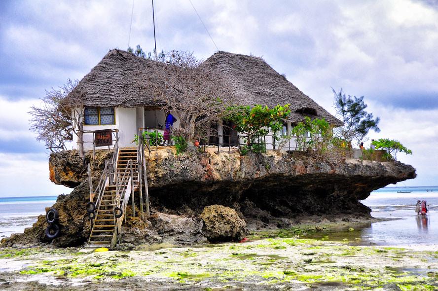 """Résultat de recherche d'images pour """"The rock bar restaurant Zanzibar"""""""