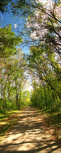 minnesota path walk vert rochester rochestermn quarryhillpark vertorama