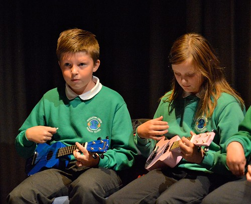 Young Music for heritage Celebration Event