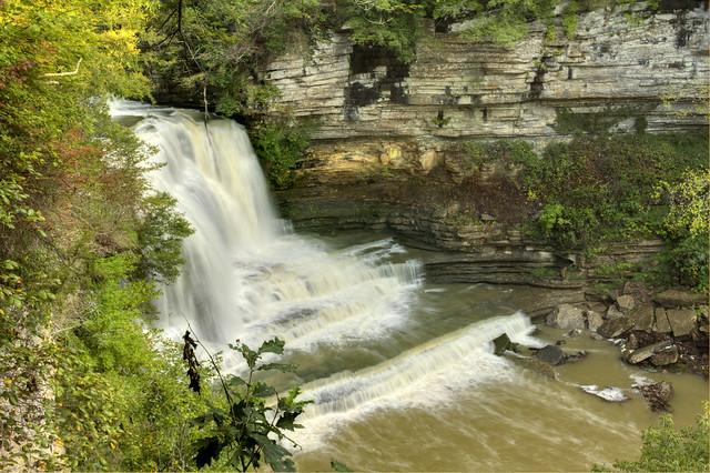 Cummins Falls, Cummins Falls State Park, Jackson County, Tennessee 4