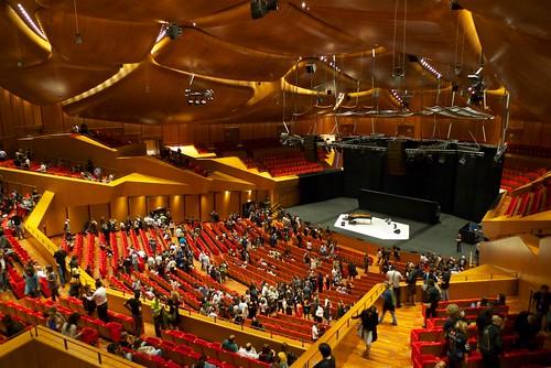 Auditorium   by Alessio Maffeis
