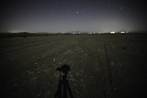 Shooting the Night | by kothalis