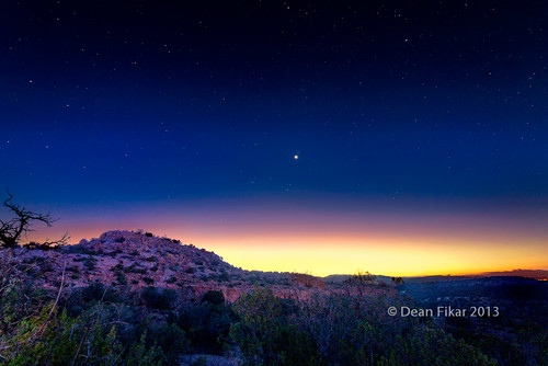 longexposure newmexico sunrise stars unitedstates desert astrophotography bandelier losalamos earlymorninglight highdesertlight