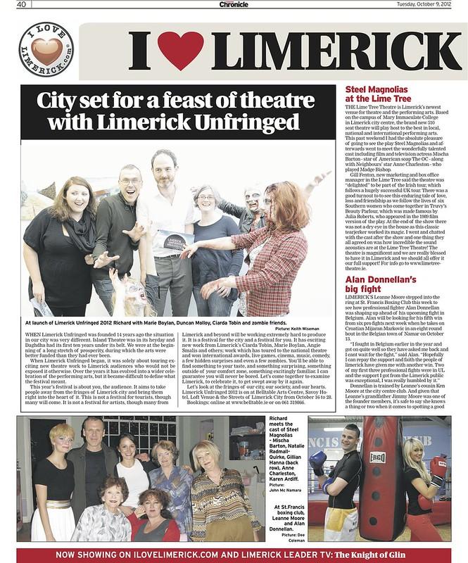 ILCT-09-10-12-042- Limerick Chronicle Jpeg Page 1