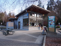 Stanley Park Information Booth