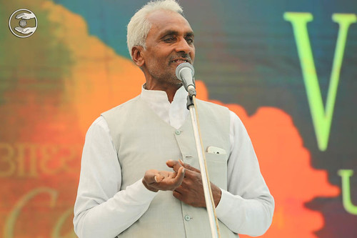 Ram Bachan from Jaunpur, expresses his views