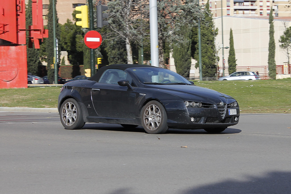 2006 Alfa Romeo Spider 939 3 2 V6 Q4 Selective Coopey Flickr