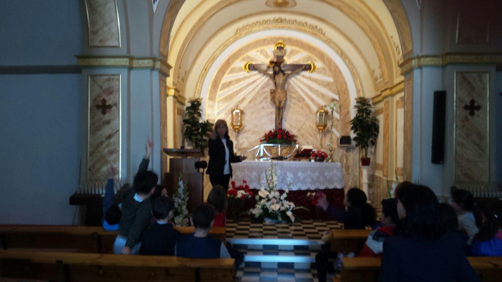 (2018-03-16) - Visita ermita alumnos Laura,3ºB, profesora religión Reina Sofia - Marzo -  María Isabel Berenguer Brotons (14)