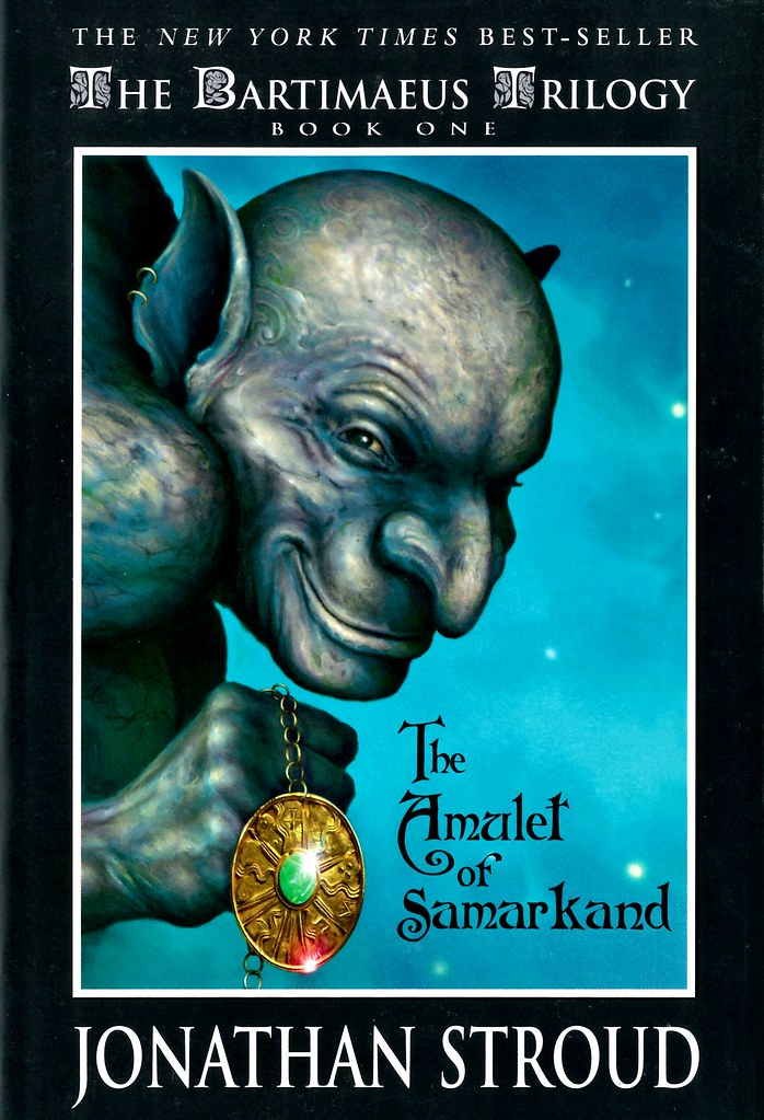 The Amulet of Samarkand | AUTH...