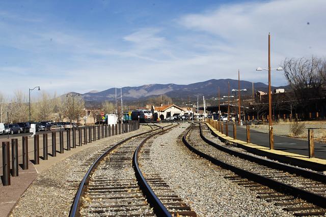 Railway, Santa Fe