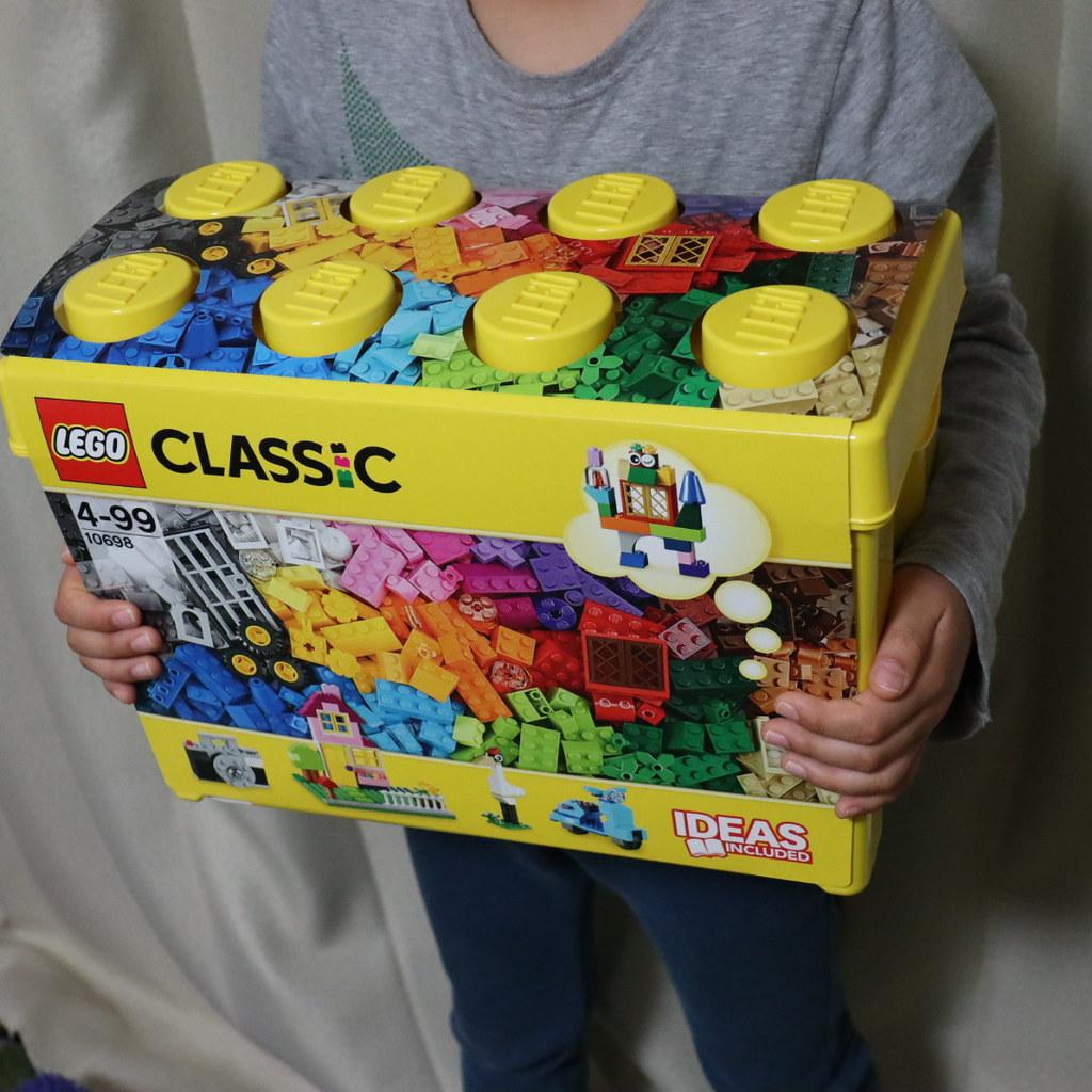 LEGO CLASSIC 10698 | risky speeder | Flickr