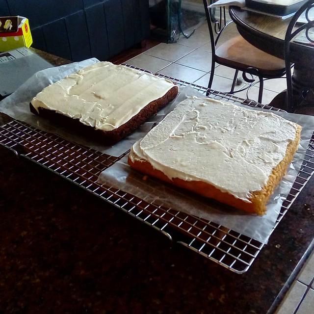 Wacky Cakes
