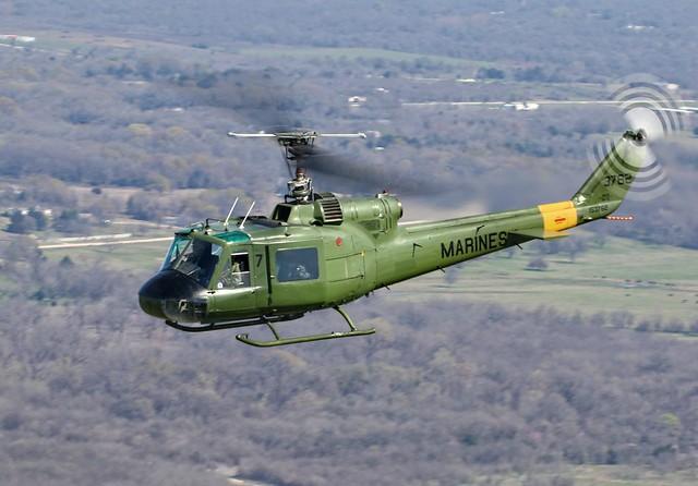 1966 Bell UH-1E Huey USMC BuNo.153762 - N911KK, Collings Foundation's Vietnam Memorial Flight