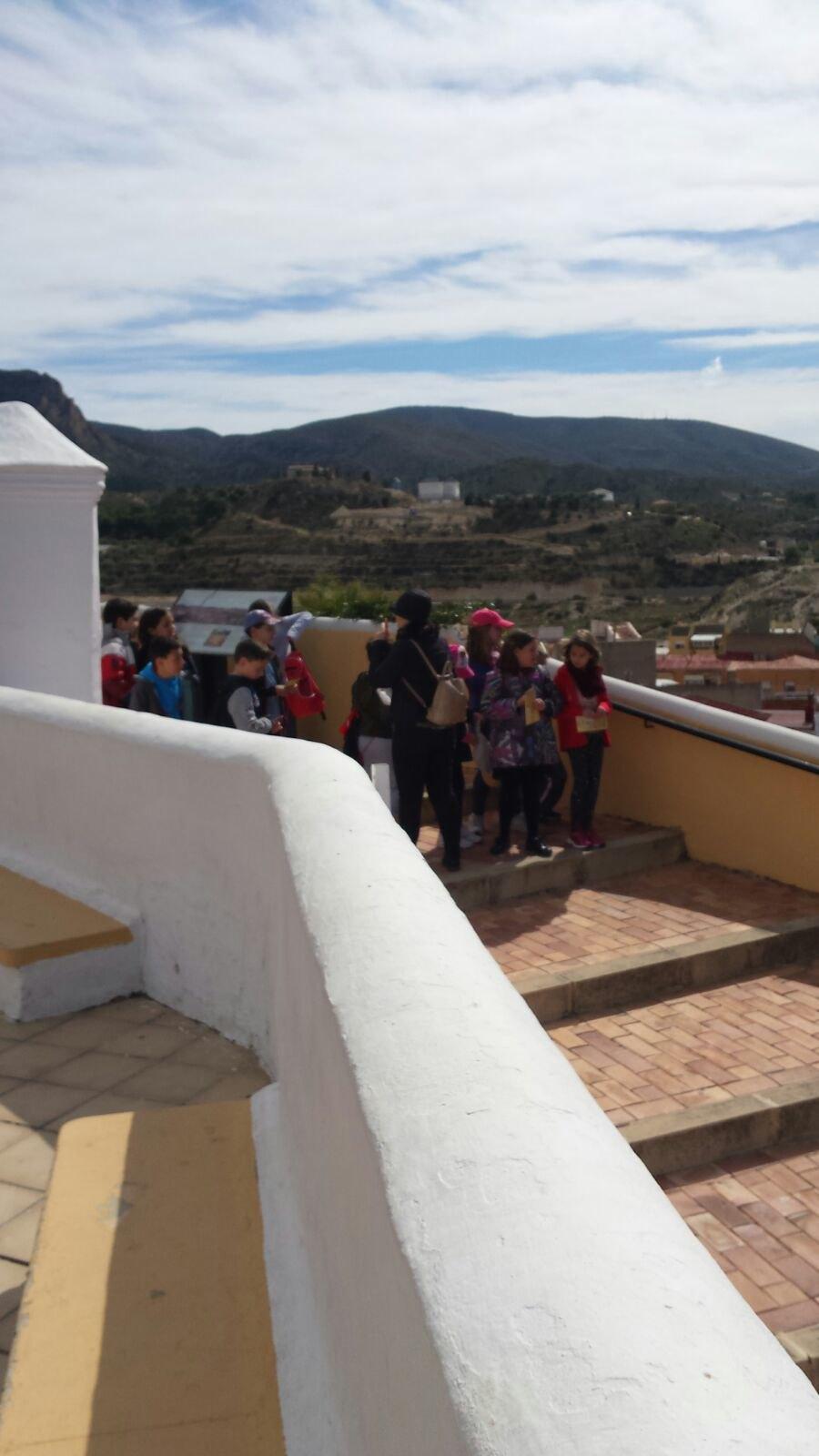 (2018-03-16) - Visita ermita alumnos Laura,3ºB, profesora religión Reina Sofia - Marzo -  María Isabel Berenguer Brotons (03)