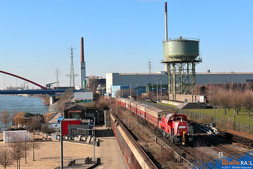 Duisburg Hochfeld. 19.03.18.