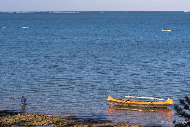 Fishing in Madagascar