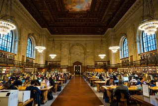 New York Public Library Rose Reading Room | by nan palmero