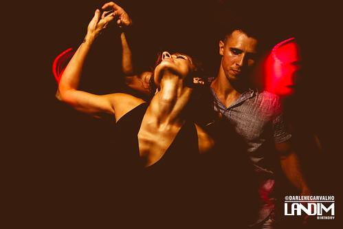 fotografia de dança - Paulo Victor & Luisa Teston dançando zouk | by Darlene.Carvalho