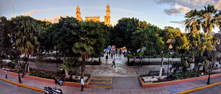 Plaza, Mérida | by Second-Half Travels