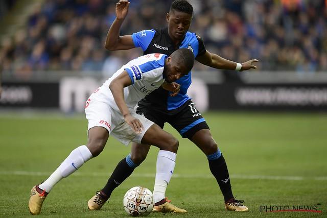 Club Brugge - Genk 02-04-2018