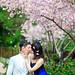 Wedding dress outdoor #1