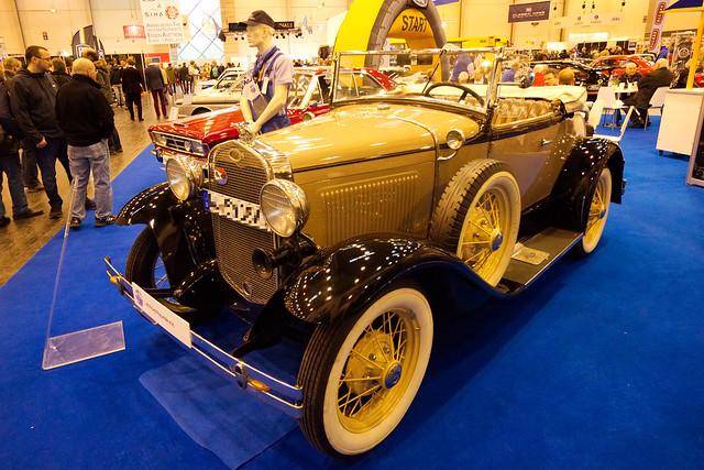 Ford A-Modell Roadster de Luxe, EZ 2-1931