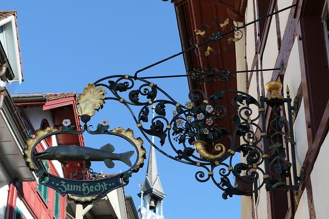 Restaurant Hecht in Zug