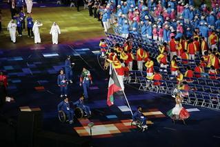 Kuwait Paralympic team منتخب الكويت للمعاقين