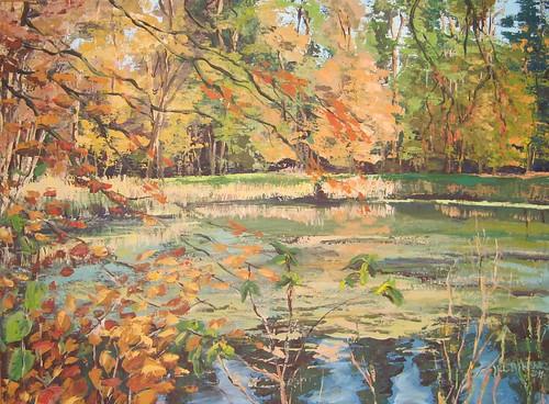 Jesień w Dolinie Siedmiu Młynów   by mal-art