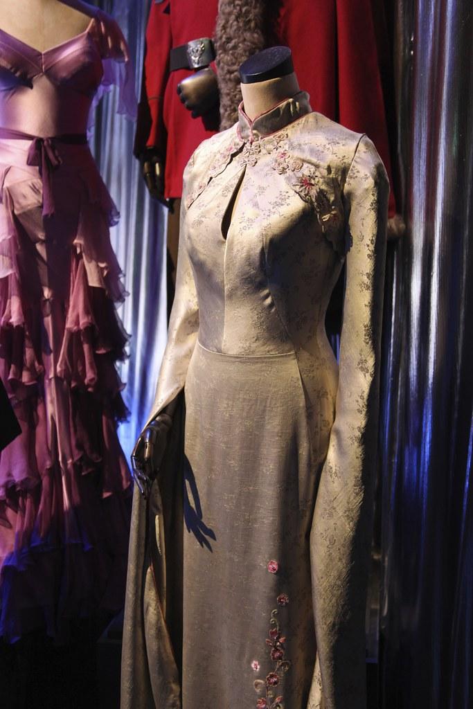 Cho Chang\u0027s Yule Ball Dress