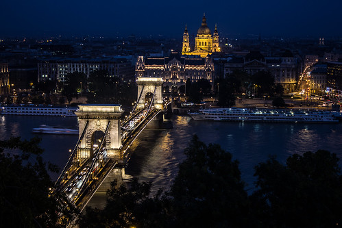 Budapest by Night | by Lennart Tange