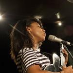 Tue, 11/09/2012 - 3:31pm - Lianne La Havas performance live on 9.11.12 in WFUV's Studio A.  Photo by Claire Lorenzo
