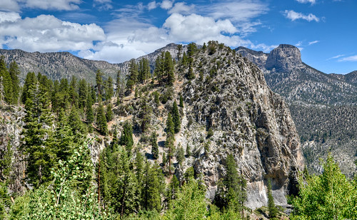 mountain rock mt geocaching line ridge charleston googleearth hdr navada cathdral lasvegasvacation 93793499n00