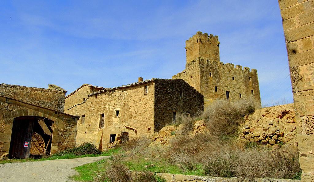 Resultat d'imatges de Castell de Florejacs i els Castell de Sitges