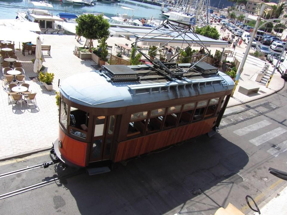 Tren y tranvia de Soller by click-mallorca.com