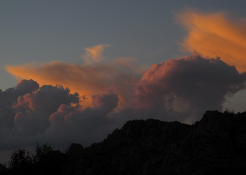 light sunset summer arizona sky mountains southwest nature colors silhouette outdoors evening view sundown stormy adventure explore gnarly exploration discovery cloudscape cloudporn stormclouds coronadonationalforest dragoonmountains seaz cochisecounty southeastarizona wildplaces zoniedude1 canonpowershotg11 earthnaturelife thedragoons sunsetcloudscape monsoontstorms