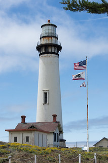 California Trip - June 2016 - Pigeon Point Lighthouse | by pmarkham