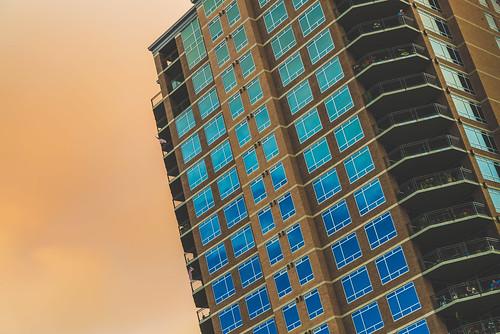 601frontave coeurdalene idaho parkside building condos mixedusebuilding sunset unitedstates us