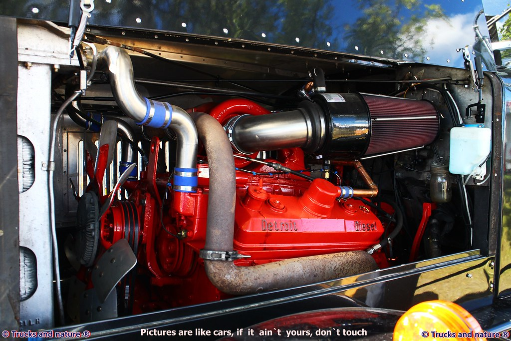 Detroit Diesel V8 | Yes a 2 stroke Detroit Diesel V8 with 43