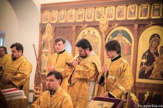 Божественная литургия 105