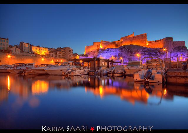 ★ Marseille, le vieux port ~ Karim SAARI ©