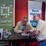 Jeremy Vine | Broadcaster Jeremy Vine signs some books
