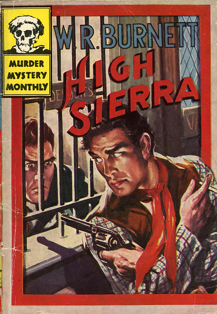 Avon Murder Mystery Monthly 40 - W.R. Burnett - High Sierra