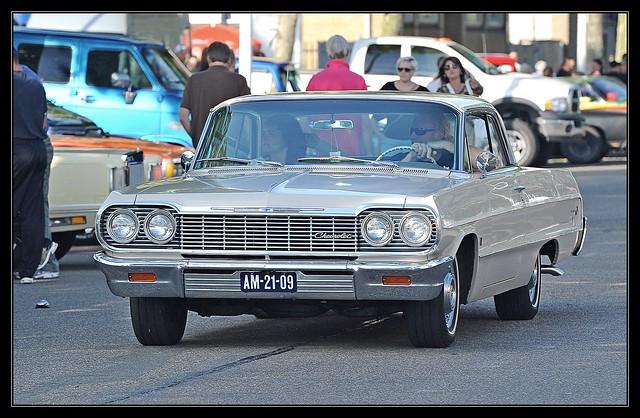 Chevrolet Impala Sport Coupe / 1964